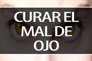 CURAR EL MAL DE OJO