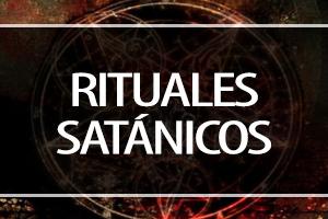 RITUALES SATÁNICOS